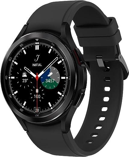 Galaxy Watch4 Classic Bluetooth(4.6cm, Black)