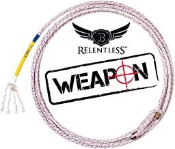 CACTUS ROPES Trevor Brazile s Relentless Weapon Calf Rope XS