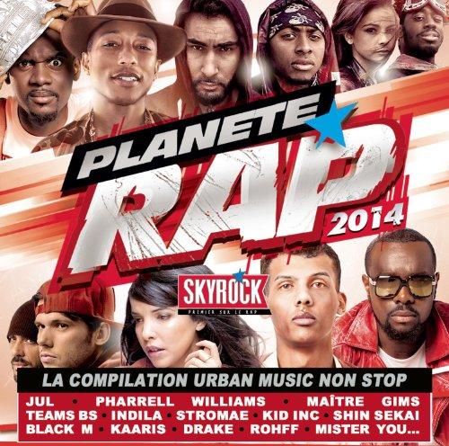 Planete Rap 2014 [+Bonus Dvd]
