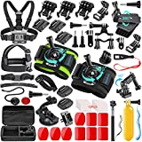 SmilePowo 51-in-1 Sport Camera Accessories Kit for GoPro Hero 8 Max 7 6 5 4...