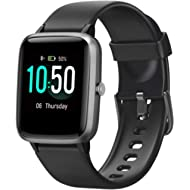 "Letsfit Smart Watch, Fitness Tracker with Heart Rate Monitor, Activity Tracker with 1.3"" Touch..."