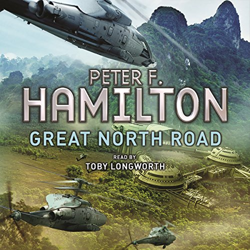 Couverture de Great North Road