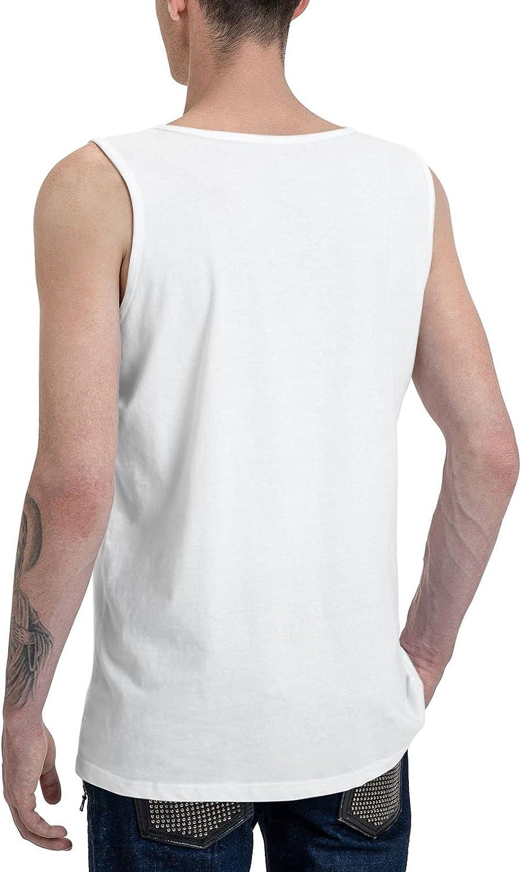 Anime One Piece Roronoa Zoro Tank Top Mens Novelty Sleeveless Tshirt Lightweight Fitness Vest
