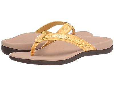 VIONIC Casandra (Buttercup Leather) Women