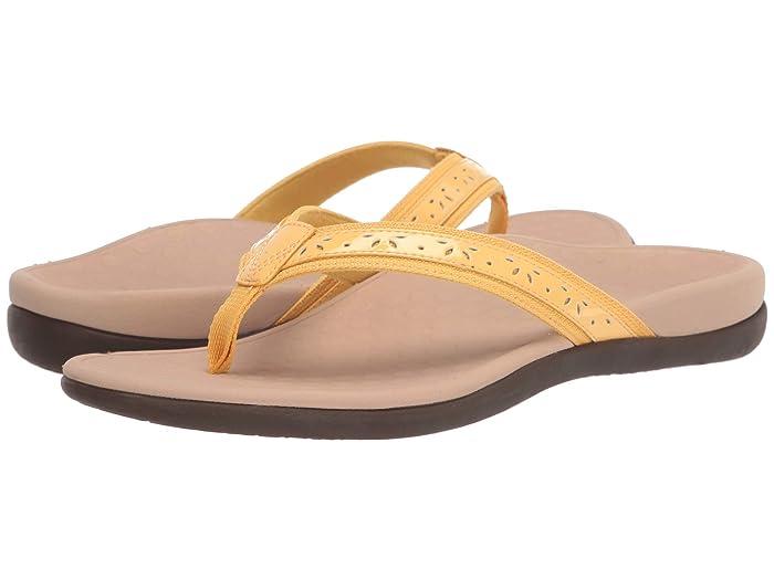 VIONIC  Casandra (Buttercup Leather) Womens Shoes