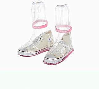 GFHD Imperméable réutilisable épaississement Protecteur de Chaussures Anti-dérapant Haut de Gamme de Chaussures de démarra...