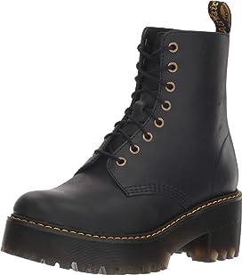 7af5bd53db5f Dr. Martens. Vegan Jadon II 8-Eye Boot.  174.95. Shriver Hi Sanguine