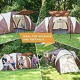 Zoom IMG-1 skandika daytona 6 persone tenda