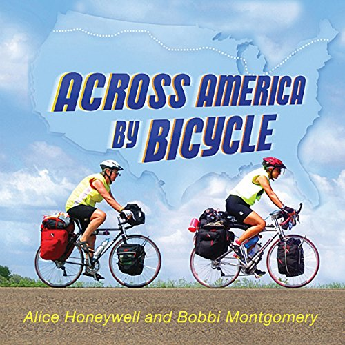 Across America by Bicycle audiobook cover art