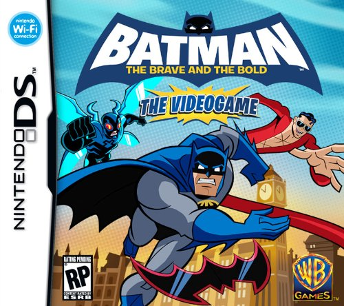 Batman Brave amp the Bold  Nintendo DS