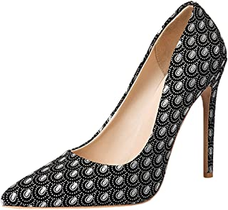 Nonbrand TAONEEF Women Elegant Stiletto Court Shoes Office Shoes Two Ways