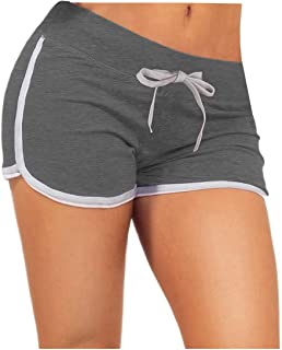ZITY Women's Dolphin Running Yoga Gym Workout Sport Athletic Shorts