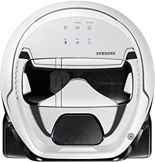 Samsung POWERbot Star Wars Limited Edition Robot Vacuum - Stormtrooper (Renewed)