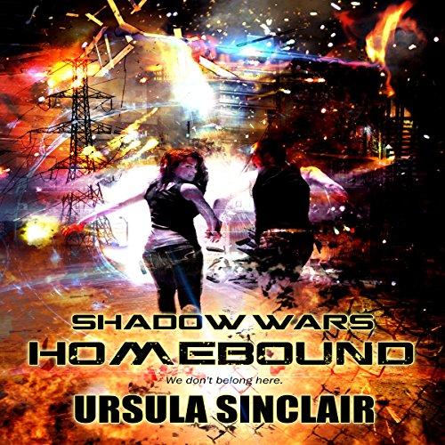 Shadow Wars: Homebound cover art