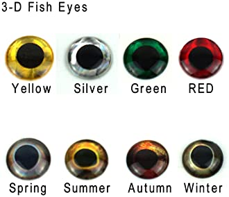 4mm 5mm or 6mm Flat Silver Holographic Stick On Eyes pack 100