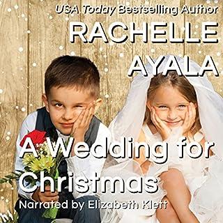A Wedding for Christmas audiobook cover art