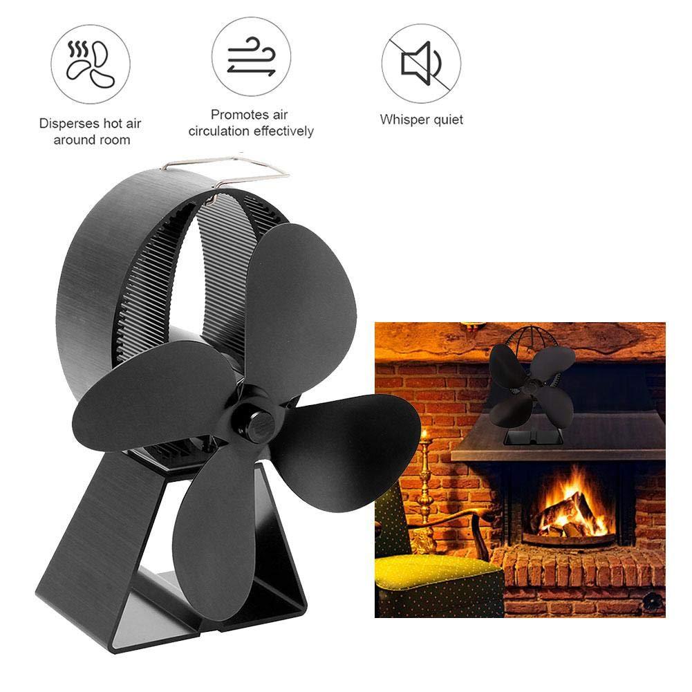 popchilli Ventilador De Calefacción Ajustado Automáticamente ...
