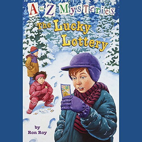 A to Z Mysteries: The Lucky Lottery cover art