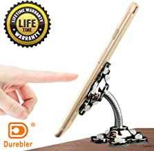 Suction Phone Stand,7Tablet Stand with 360° Rotating,Multi-Functional Desktop/Mirror/Glass Phone Holder for MP3/mp4/player/Cell Phone & Tablet,5 Soft Silicone Suckers Protecting Your Phone(Black)