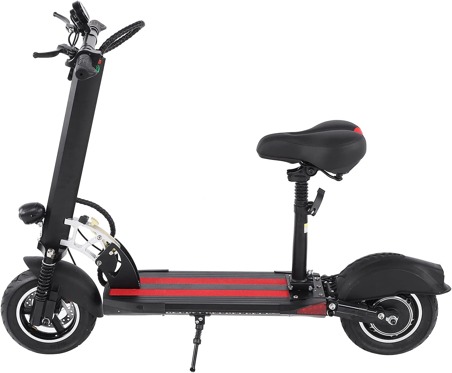 Dilwe Folding E Scooter Speed 45km Memphis Mall Electric service h 10 Inch Scoo 500W