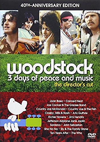 ディレクターズカット ウッドストック 愛と平和と音楽の3日間 40周年記念 アルティメット・コレクターズ・エディション [DVD]の詳細を見る