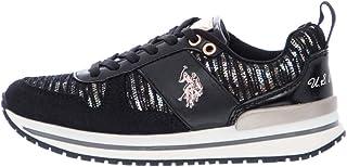 5a5772ef31 Zapatillas para niño U.S. Polo Assn. Vema Negro Nuevo