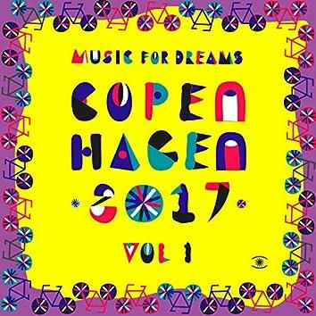 Music for Dreams Copenhagen 2017, Vol. 1