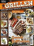 Simply Kochen Sonderheft: GRILLEN: 50 Rezepte: Rind, Hähnchen, Schwein, Fisch