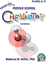 Focus On Middle School Chemistry Student Textbook 3rd Edition