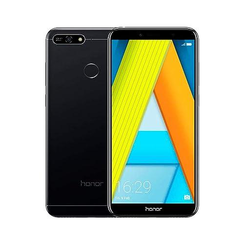 HONOR 51092kvv 7A Pro Smartphone Double SIM 14,5cm (5,7Pouces) (2Go RAM, 16Go, Android, 8.0Noir