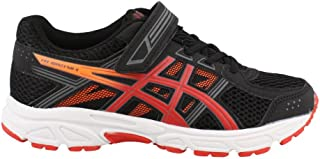 ASICS Kids' Pre-Contend 4 Ps Running Shoe