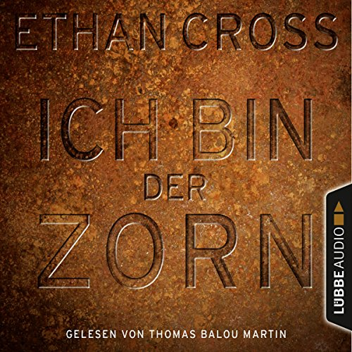 Ich bin der Zorn audiobook cover art