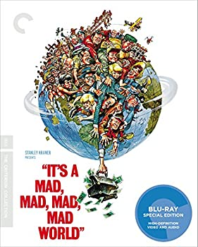 It s a Mad Mad Mad Mad World  The Criterion Collection  [Blu-ray]