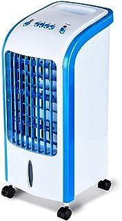 XBSLJ Aire Acondicionado portátil Ventilador de pulverización Seguridad de Escritorio Ventilador sin Cuchillas Iones Negativos Radiador súper silencioso Duradero para habitación, Oficina, Cocina