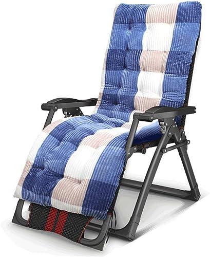 SYTPZ SMQ Chaise Longue Bureau Pliant Multi-Fonction lit Pause déjeuner Paresseux Plage Heureux Portable Sieste Chaise Multifonctionnel Pliant de