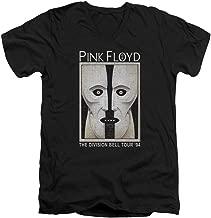 Pink Floyd - The Division Bell Tour '94 - Adult V-Neck T-Shirt