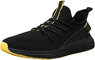Chaussure De Course Homme Pas Cher Tendance Respirant Solde Baskets Basse Ete Legere Mode Casual Outdoor Sneakers