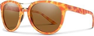 Smith Bridgetown Chromapop Polarized Sunglasses, Matte Golden Tort, Chromapop Polarized Brown