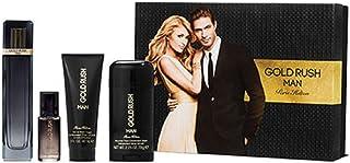 Paris Hilton Rush Man for Men Gift Set, Gold