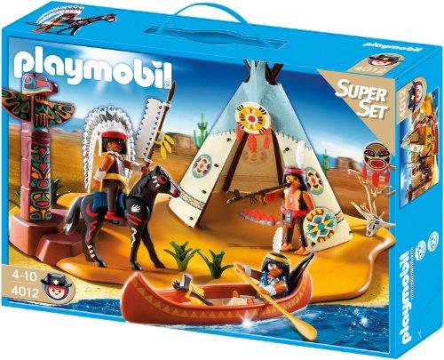 Playmobil 4012 - Indianerlager