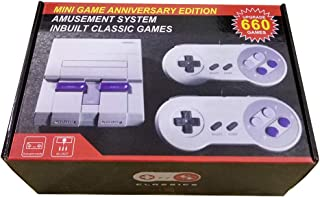 Retro Family Classic Edition Mini Consola Construido 660