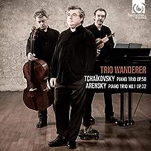 Piano Trio No. 1 in D Minor, Op. 32: III. Elegia. Adagio