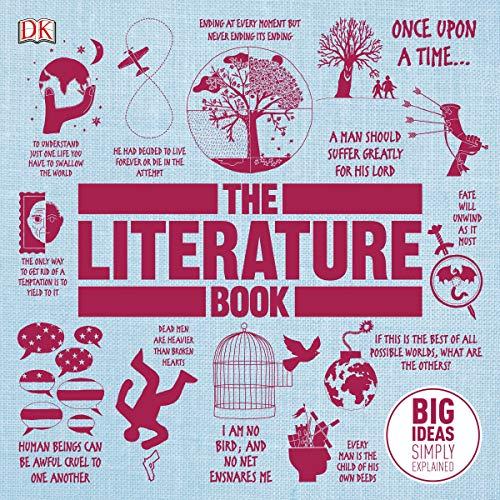 The Literature Book cover art