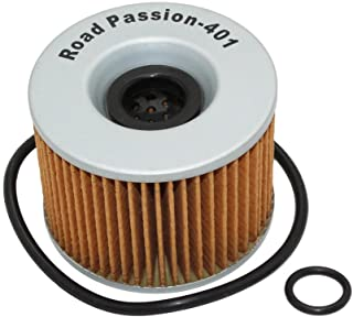 Road Passion High Performance Oil Filter for SUZUKI SP250 1982-1985 SG350 1991-1992 VL125LC INTRUDER 125 2000-2006