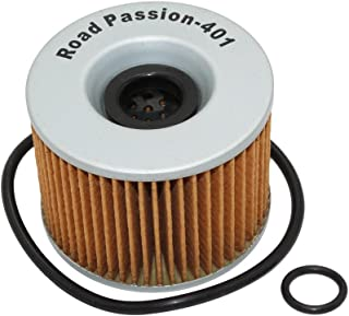 Road Passion High Performance Oil Filter for KAWASAKI ZRX1100 1996-2000 ZRX1200 2001-2006 ZRX1200 DAEG 2009 ZRX1200R 2007-2008