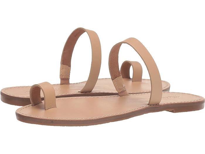 Madewell Boardwalk Bare Slide Sandal   6pm