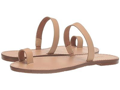 Madewell Boardwalk Bare Slide Sandal (Earthen Sand) Women