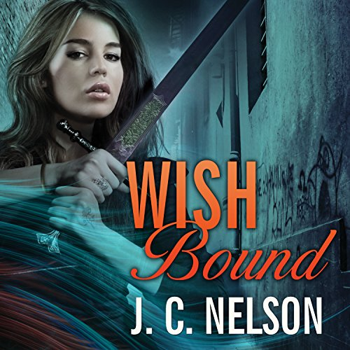 Wish Bound audiobook cover art