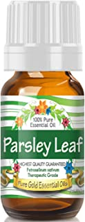 Pure Gold Parsley Leaf Essential Oil, 100% Natural & Undiluted, 10ml