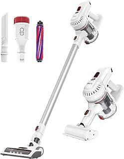 Dibea E19Pro 2 in 1 Handheld Lightweight Vacuum Cleaner Cordless 17Kpa Powerful Suction Stick Vacuum with LED Brush Rechar...